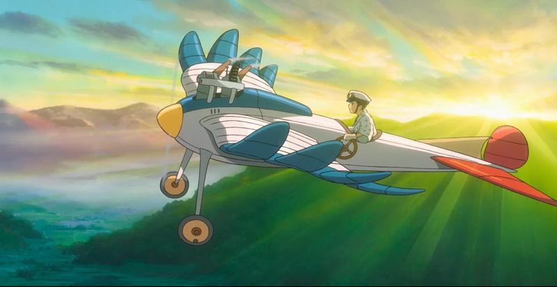 """Миядзаки. """"Ветер крепчает""""."""