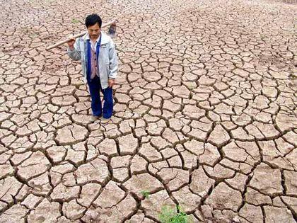 Засуха - одно из последствий климатических изменений.