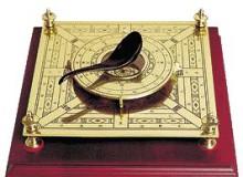 Древний китайский компас.