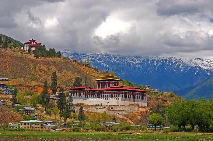 Paro_Bhutan