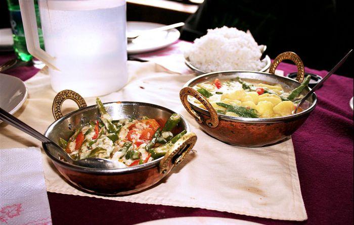 Традиционные бутанские блюда