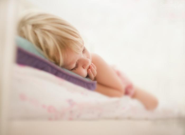 Почему люди спят? Фото: Sarah Cunningham Vaughn