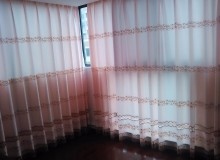 Chinese curtains