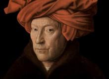 Художник Ван Эйк. Портрет мужчины в тюрбане, 1433 год.