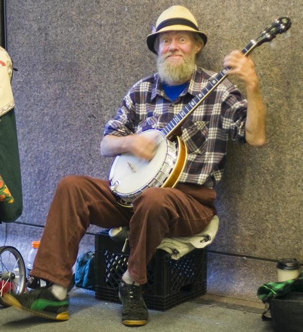 Banjo Man Притча