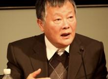 Китайский диссидент Вэй Цзиншэн выступает на форуме «Ухудшение состояния прав человека в Китае» в Институте Катона 23 ноября 2015 года. (Гэри Фейерберг / «Великая Эпоха»)