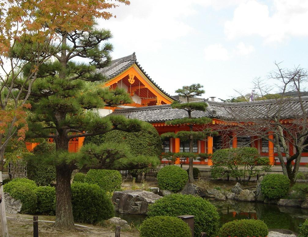 Киото, Япония, гид, экскурсия, Фусими Инари, Хондо, Киёмидзу-дэра