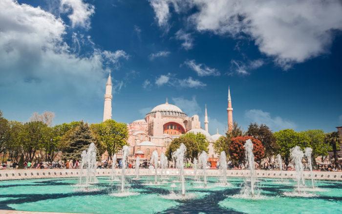 Отпуск в Турции.