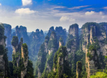 Как увидеть горы Аватар