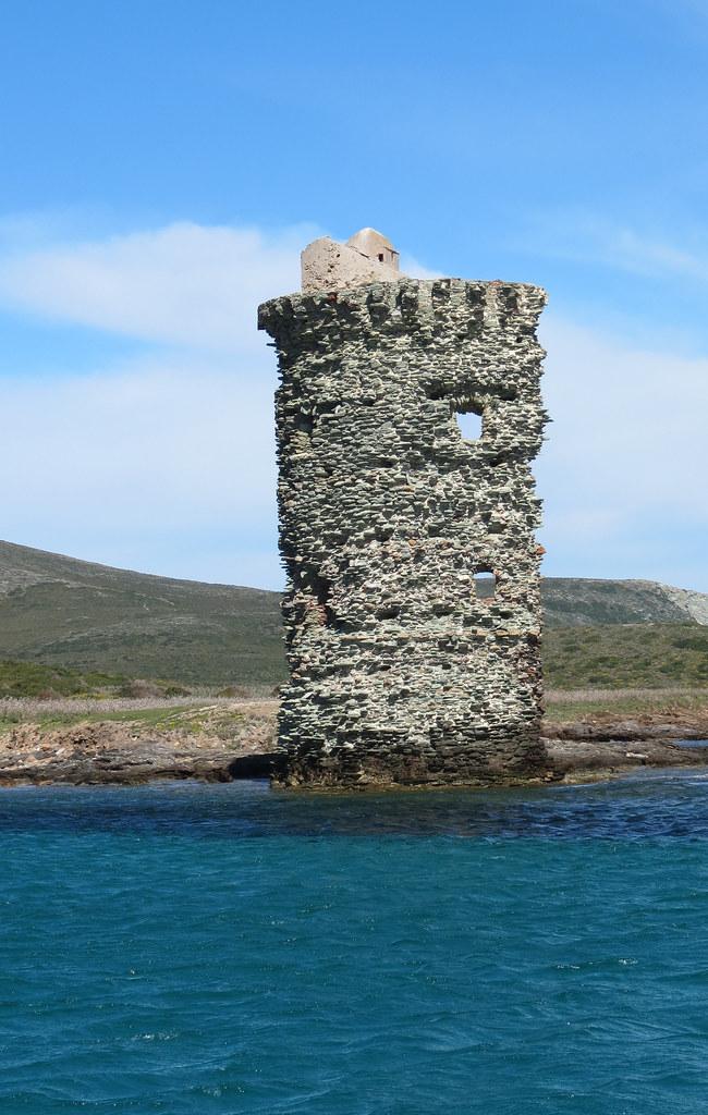 Генуэзская сторожевая башня