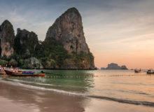 Границы открываются. Пляжи Рэйли. Таиланд. Фото: Hilde Juengst