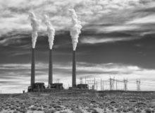 Климатические изменения как следствие выброса парниковых газов. Фото: JFisher1440