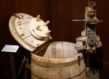 Стиральная машина. Музейный экспонат. Фото: rickinazaki