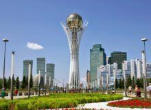 Казахстан. Нур-Султан