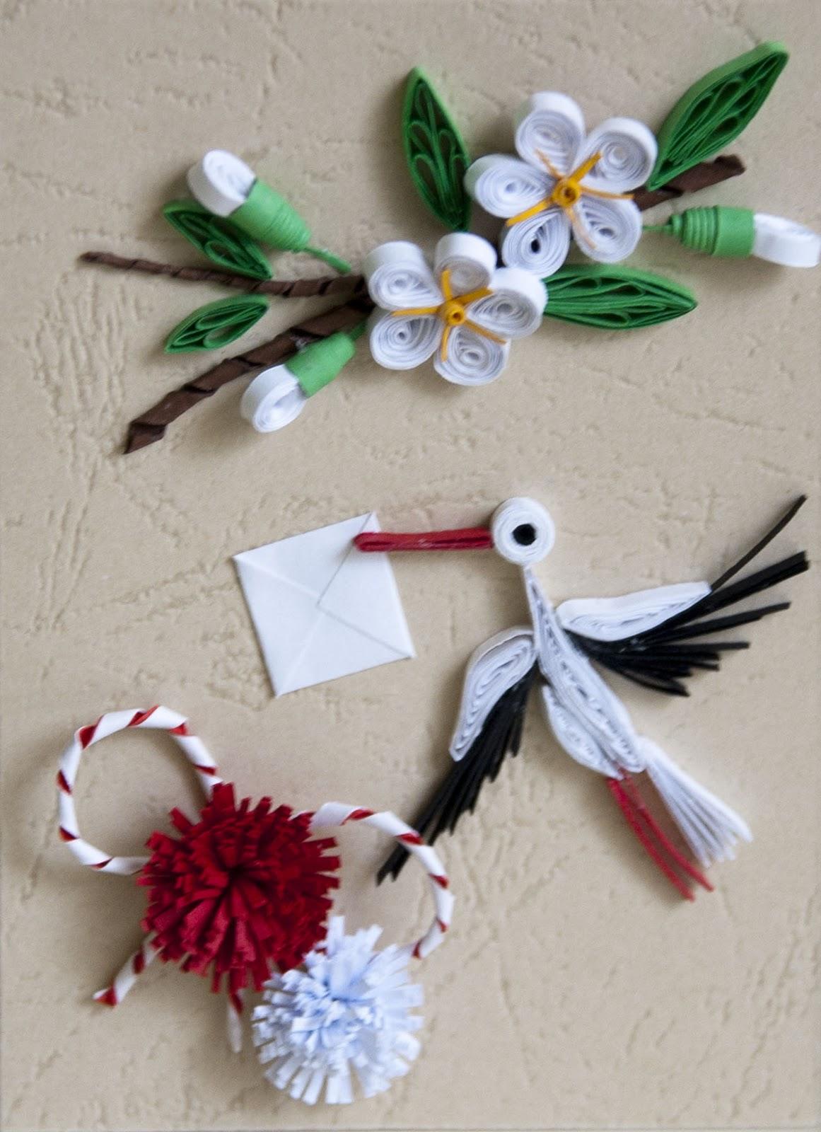 Квиллинг картинки для начинающих цветы 8