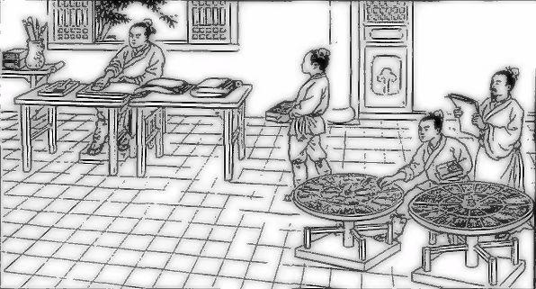 Книгопечатание в древнем Китае