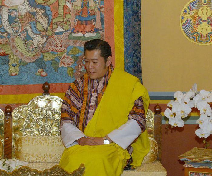 King Jigme_Khesar Namgyel Wangchuck