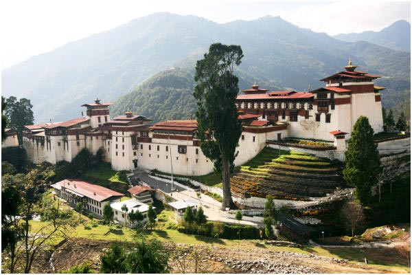 Trogsa_Dzong