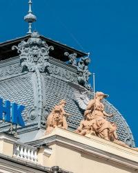 Санкт-Петербург. Автор фото: Алексей Хваль