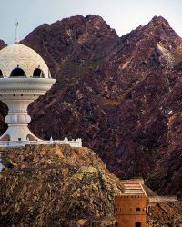 Мускат, Оман. Фото: Sigmundur Andrésson