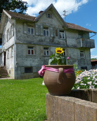 old farmshouse