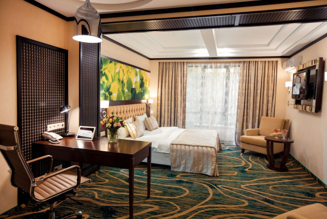 Номер в отеле в Алматы
