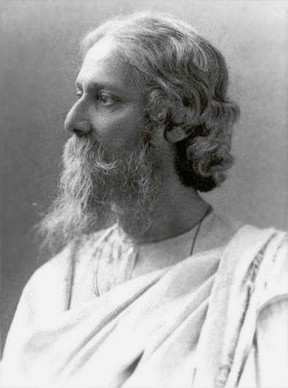Рабиндранат Тагор, великий индийский поэт