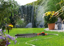 automatic irrigation system