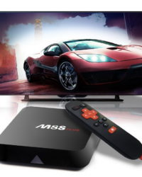 ANDROID TV BOX M8S