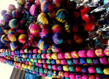 weaving straw