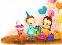 празднования Дня Рождения
