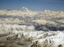 Гималаи. Горы Пир-Панджал.