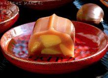 Какие сладости в Японии? Ёкан.